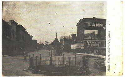 1908 Main Street, Aberdeen, Mississippi