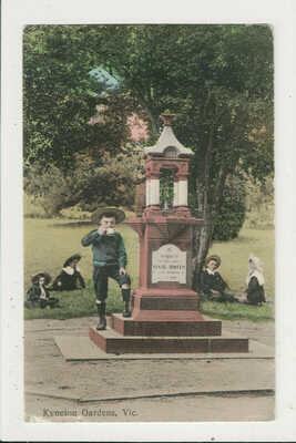 Kyneton Gardens, Victoria.