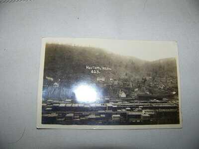 Horton, West Virginia 425 postcard