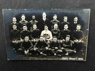 RPPC-East Lansing MI-'15 MAC Football Team-Gideon Smith-1st Black-Michigan State