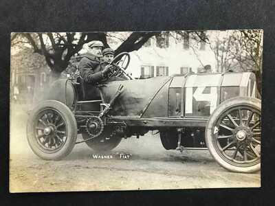 * RPPC-Savannah GA-Grand Prize Auto Race-1910-Wagner-14 Fiat-Racing-Prix-Georgia