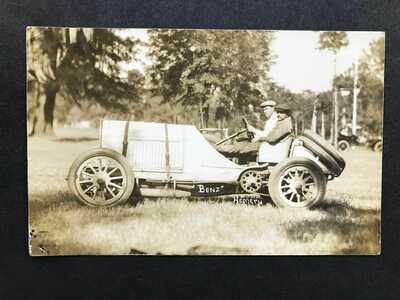 * RPPC-Savannah GA-Grand Prize Auto Race-1910-Hemery-Benz-Racing-Prix-Georgia