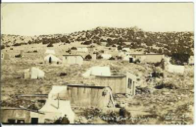 On the Hillside, EAST ROCHESTER, NEV. ~ Ghost Town ~ Pershing County, Nevada