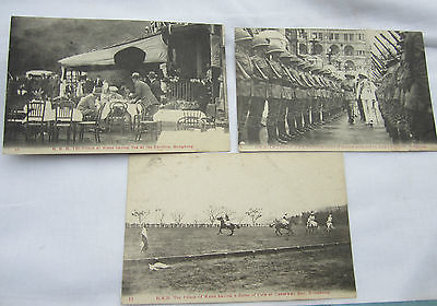 Maps, Atlases & Globes Mint India Rppc Postcard Poona & Indian Village Mission