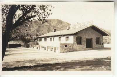 RPPC Cajon Pass CA Route 66 San Bernardino CO Auto Camp nr Victorville Roadside