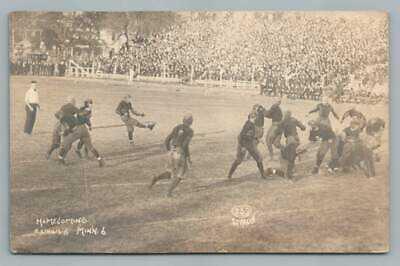 Homecoming Football Game UNIVERSITY OF ILLINOIS v Minnesota RPPC Photo Champaign