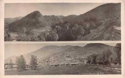 Real Photo Postcard Desert Inn in Palm Springs, California~124643