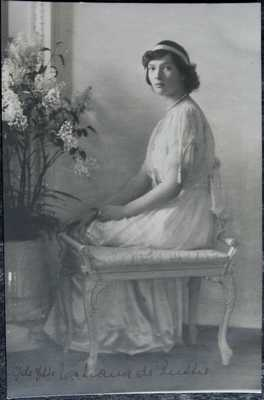 RUSSIA Royalty photo postcard #10/50 Grand Duchess Tatiana Nikolaevna