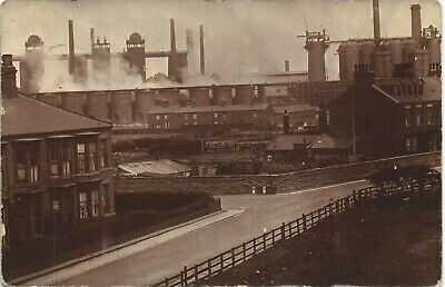 Middlesbrough. Newport Ironworks.