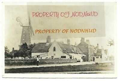 "MOULTON; ""A BIT OF OLD MOULTON""; WINDMILL, HIGH STREET, RP. Nr HOLBEACH/SPALDING"