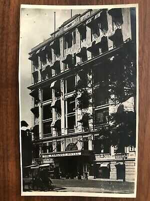 CHINA HINGKONG OLD POSTCARD THE KOWLOON HOTEL HONG KONG !!