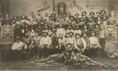 San Antonio, TX. - Lone Star Brewery - 1910