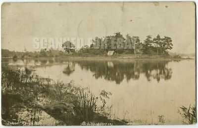 RPPC Island, Corey Lake Three Rivers MI Michigan Northland Shop Photo 1909