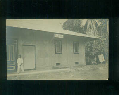 #9 - 1910 RPPC, Naga City Railroad Depot, Station, Cebu, Philippines