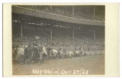 Baseball: Polo Grounds; Real Photo Postcard