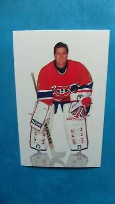 1994-95-Montreal Canadiens-Ron Tugnutt Postcard.