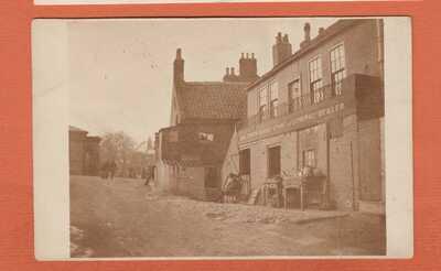 Postcard Edward Turner Marine Store, New Quay, Whitby