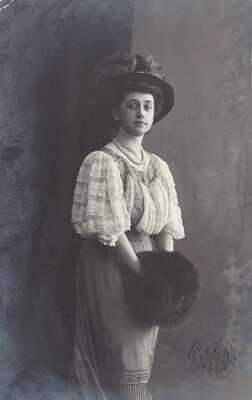 1910s ballet Prima Tamara Karsavina Imperial Russia ballerina dancer