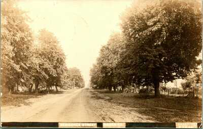 RPPC ~ MAIN ST ~ DIRT ROAD ~ RESIDENCE ~ HOMES ~ CHAMPAIGN COUNTY ~ OGDEN IL T16