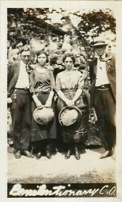 1924 Columbus Ohio State Penitentiary Prison Men Women