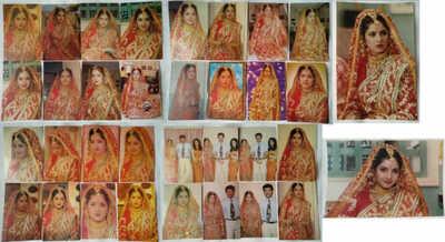 Bollywood actress - Divya Bharti Bharati Lot 32 Rare postcards post card+2 photo