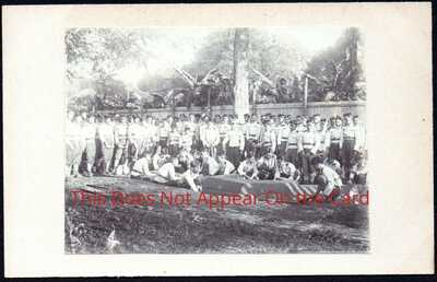Field Fortification Royal Military College, Bangkok, Siam(Thailand) 1912